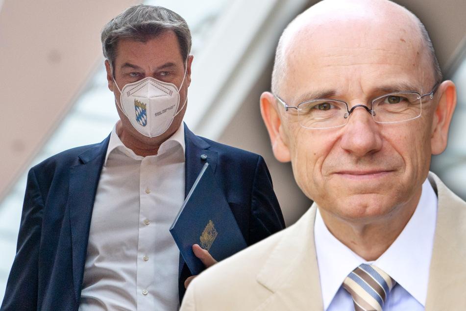 Die in Bayern geplante Corona-Ampel geht aus Sicht der Deutschen Stiftung Patientenschutz an der Realität vorbei.