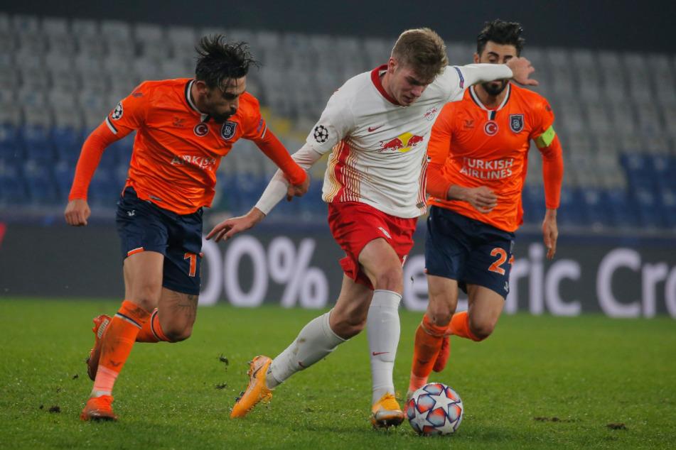 Alexander Sörloth schoss am Mittwochabend gegen Istanbul Basaksehir endlich sein erlösendes erstes Tor.