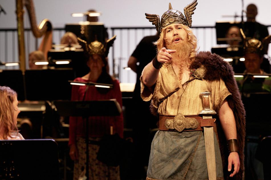 """Ein Kultfilm als Musikevent: """"Das Leben des Brian"""" begeisterte am Donnerstagabend das Publikum in München."""