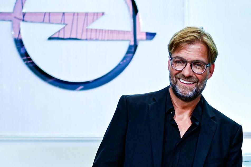 Bereits seit 2021 ist Jürgen Klopp (54) Markenbotschafter des Autobauers Opel.
