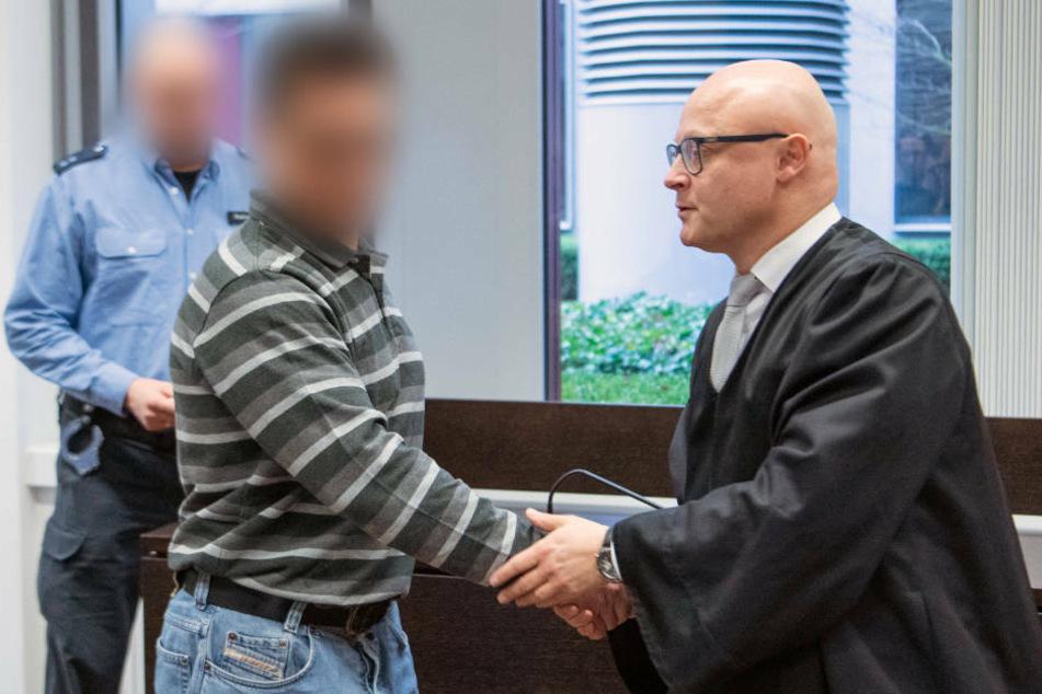 Weil er die Liebe nicht erwiderte: 49-Jähriger wollte Mann mit Nudelsuppe vergiften