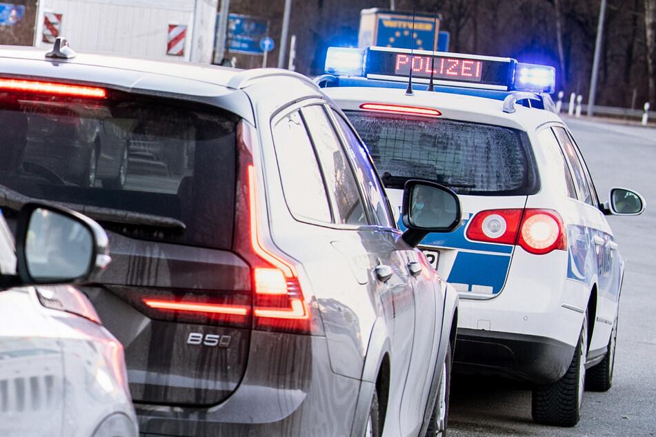 Unfall A4: A4 bei Dresden: Drei Unfälle in fünf Minuten an selber Stelle!