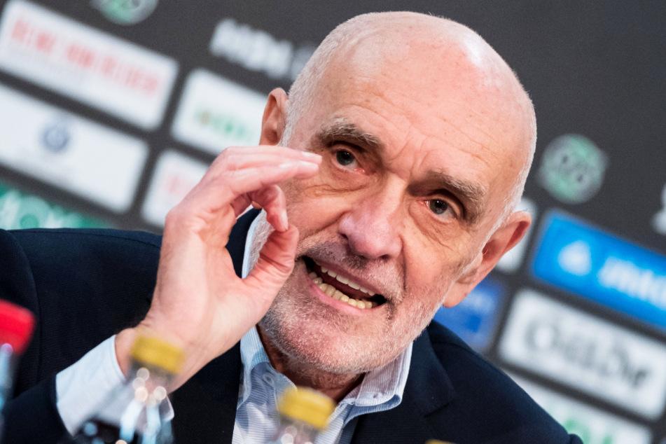 96-Geschäftsführer Martin Kind (76) befürchtet eine Wettbewerbsverzerrung.