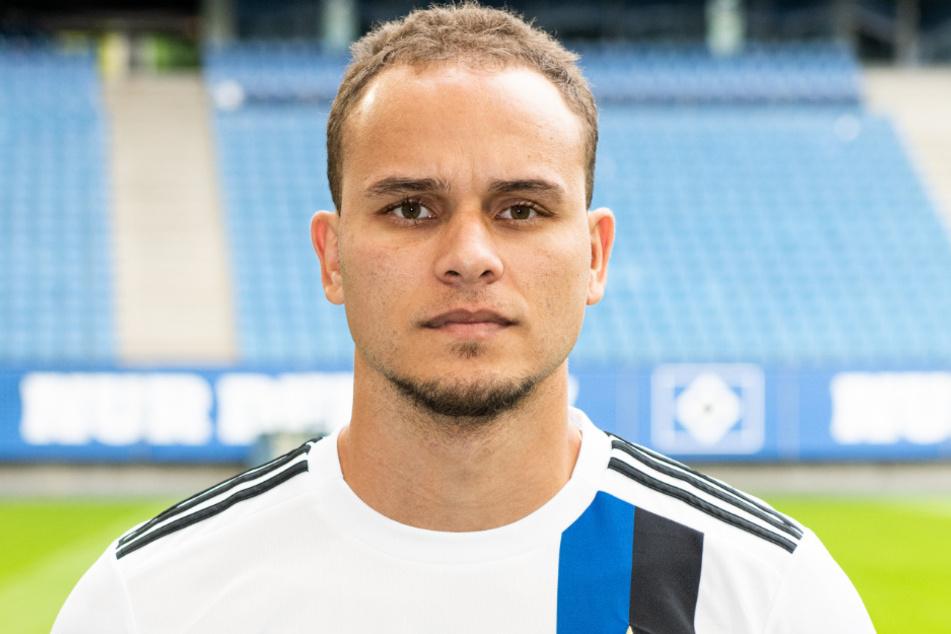 Ewerton (31) verlässt den Hamburger SV.
