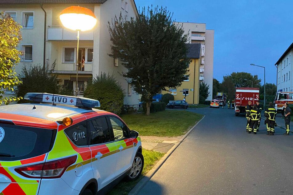 300-Kilo-Patient muss mit Kran aus Wohnung geholt werden