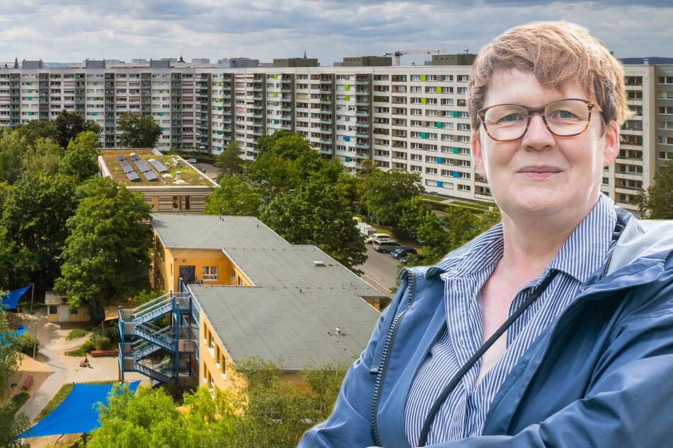 Wohnhof Hopfgarten: Vonovia räumt in der Johannstadt auf