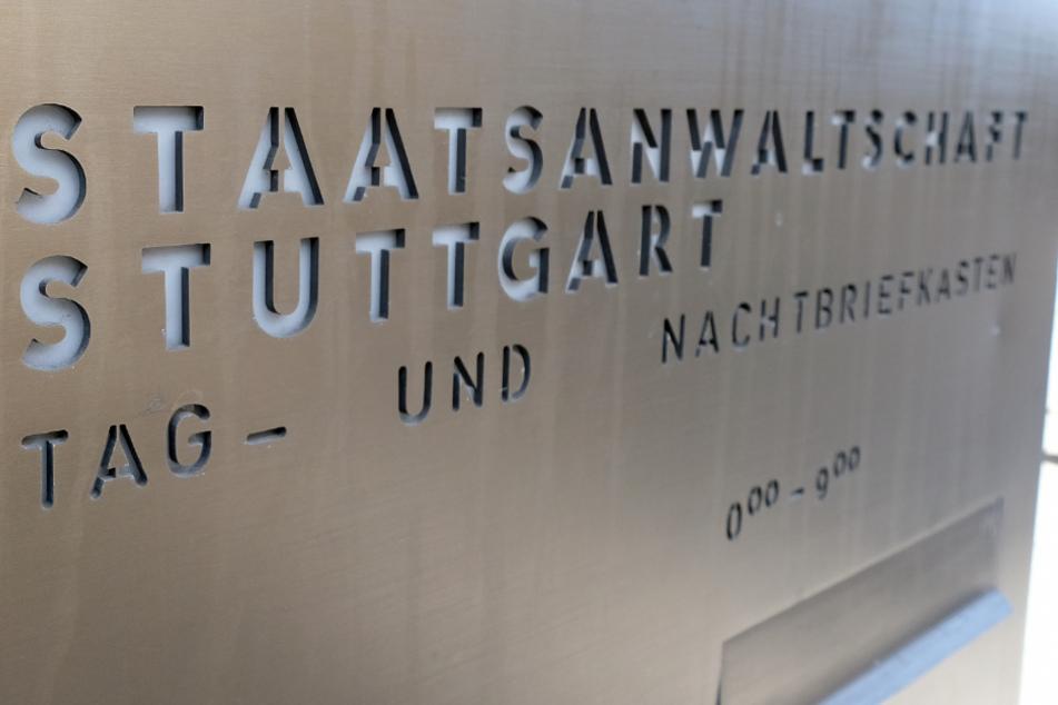 Ein Schild weist auf die Staatsanwaltschaft Stuttgart hin. Das Gnadenrecht üben die beiden Leiterinnen der Strafvollstreckung aus.