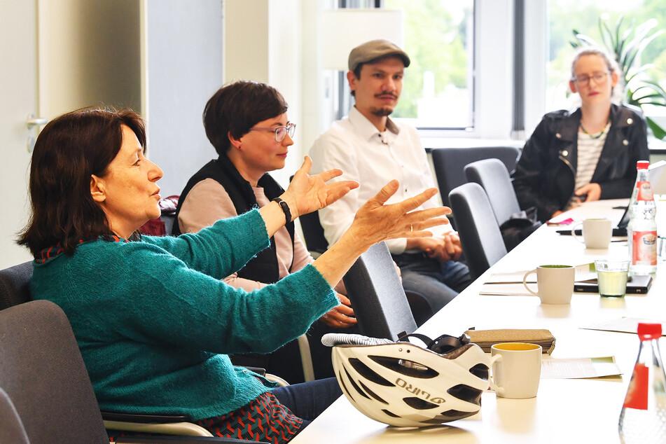 Mit einer Findungskommission wollen die Grünen einen neuen Baubürgermeister finden.