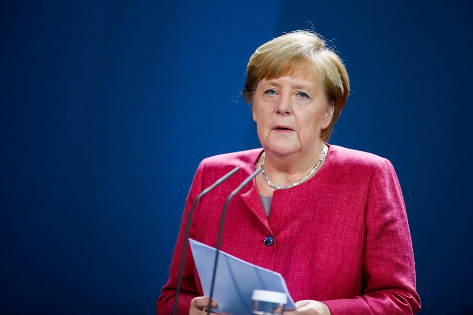 Bundeskanzlerin Angela Merkel (66, CDU) empfängt am Mittwoch zum ersten Mal seit Monaten die Ministerpräsidenten im Kanzleramt.