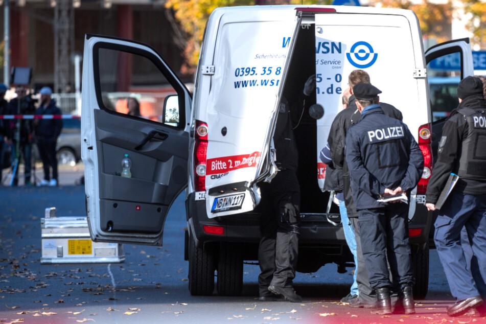 Spektakulärer Geldtransporter-Überfall in Berlin: Dritter Angeklagter freigesprochen