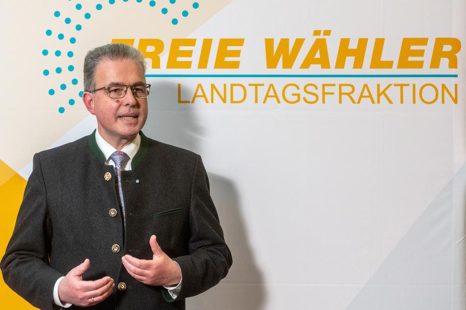 Florian Streibl, Fraktions-Chef der bayerischen Freien Wähler, und seine Parteikollegen haben klare Vorstellungen für das Vorgehen in Bayern.