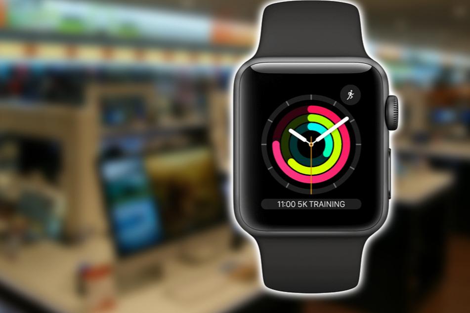 Für kurze Zeit: Apple Watch bei Expert in Elmshorn super günstig!