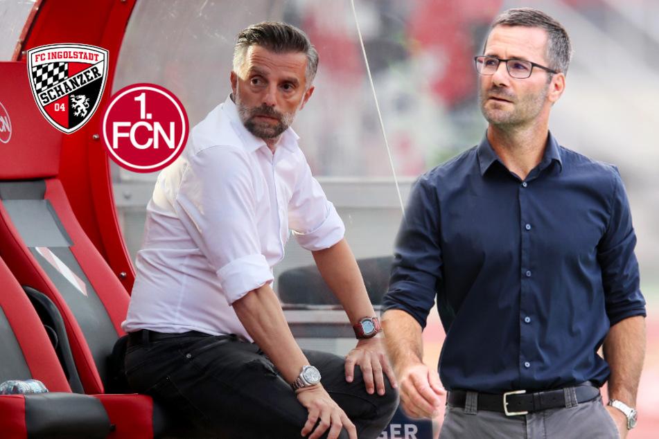 1. FC Nürnberg beim FC Ingolstadt 04 gefordert: Wird Kutschke rechtzeitig fit?