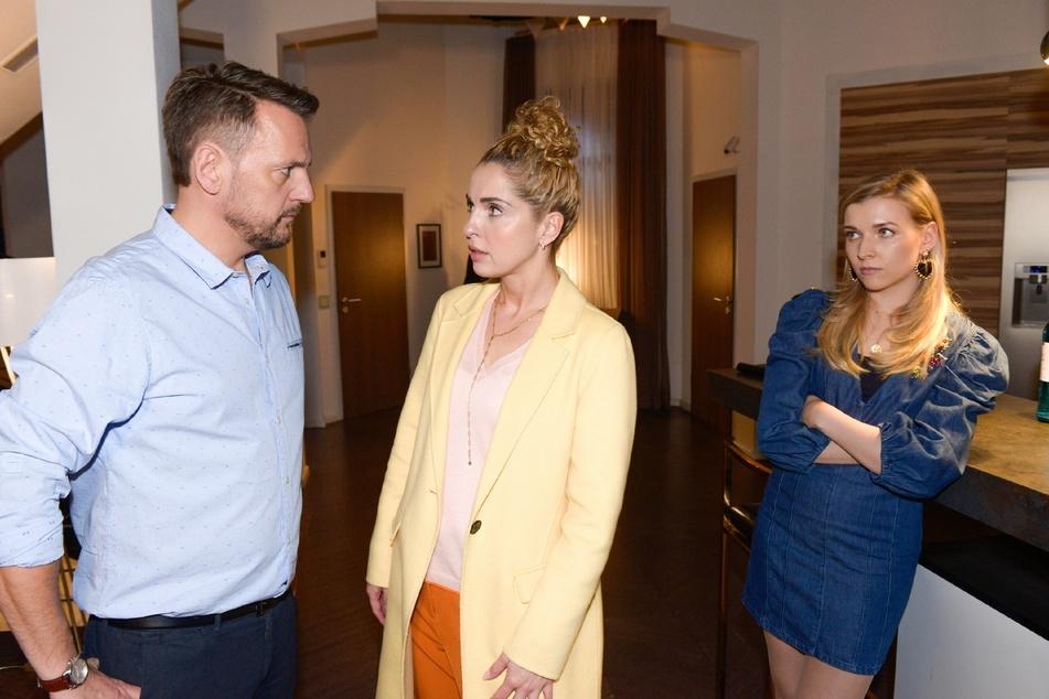 Robert verlangt von Nina die Kündigung bei W&L.