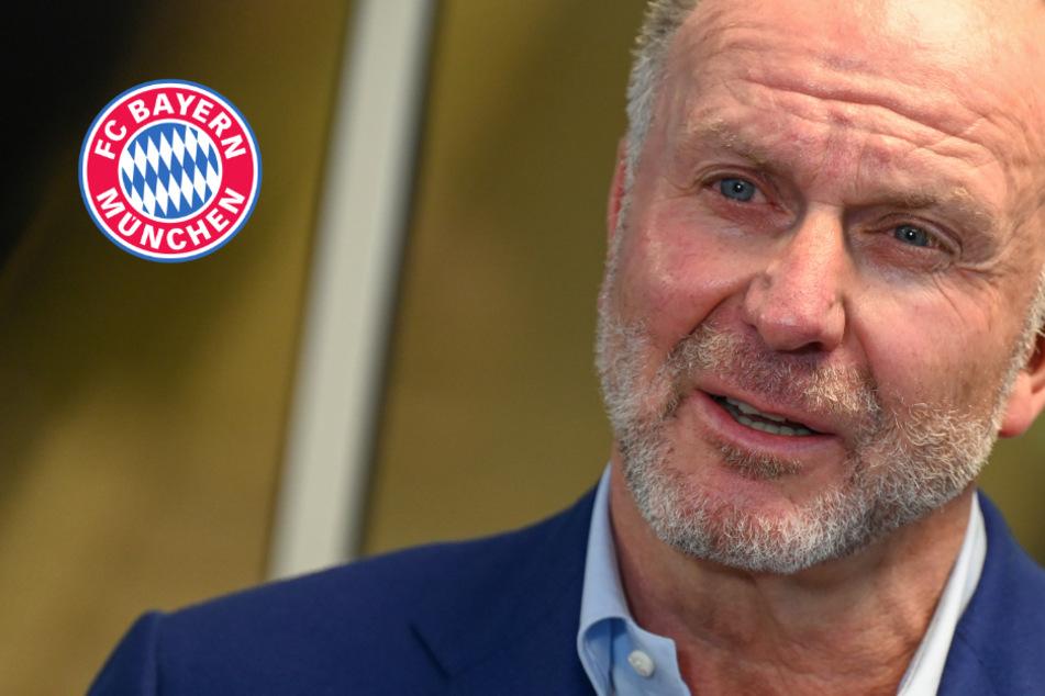 """Bayern-Boss Karl-Heinz Rummenigge rügt Buli-Klubs: """"Außerhalb der Solidargemeinschaft"""""""
