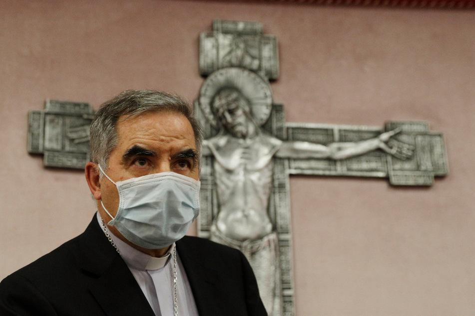 Kardinals Becciu (72) wurde inzwischen entlassen.