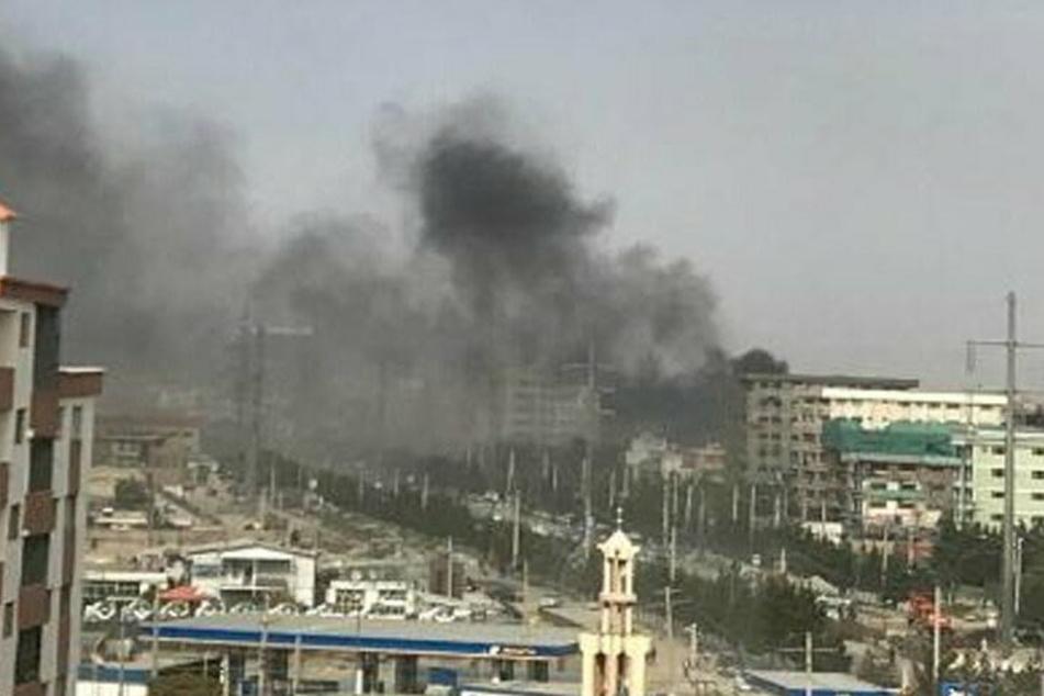 Tote und Verletzte bei Bombenanschlag in Kabul