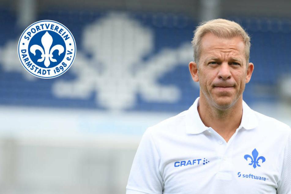 """""""Müssen Kader reduzieren"""": Lilien-Coach Anfang kündigt Spar-Maßnahmen an"""