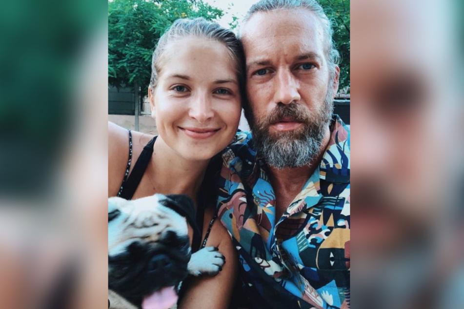 Der Altersunterschied zwischen Charlotte (28) und Partner Felix Adergold (43) wird immer wieder zum Thema gemacht.
