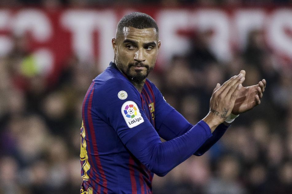 Wandervogel Kevin-Prince Boateng (34) spielte auf Leihbasis für den großen FC Barcelona. Kehrt er nun in seine Heimatstadt zurück?