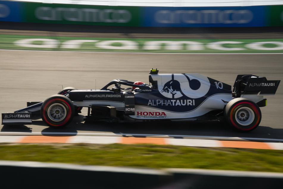 Überraschende Bestzeit im Formel-1-Abschlusstraining