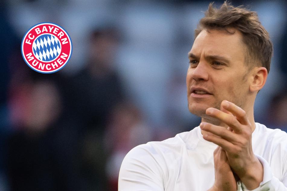 Gehaltsverzicht beim FC Bayern? Kapitän Manuel Neuer findet deutliche Worte