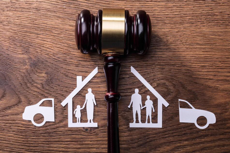 Scheidung bedeutet zunächst Leid und Teilung. Für Kinder ist der Verlust von Dauer.