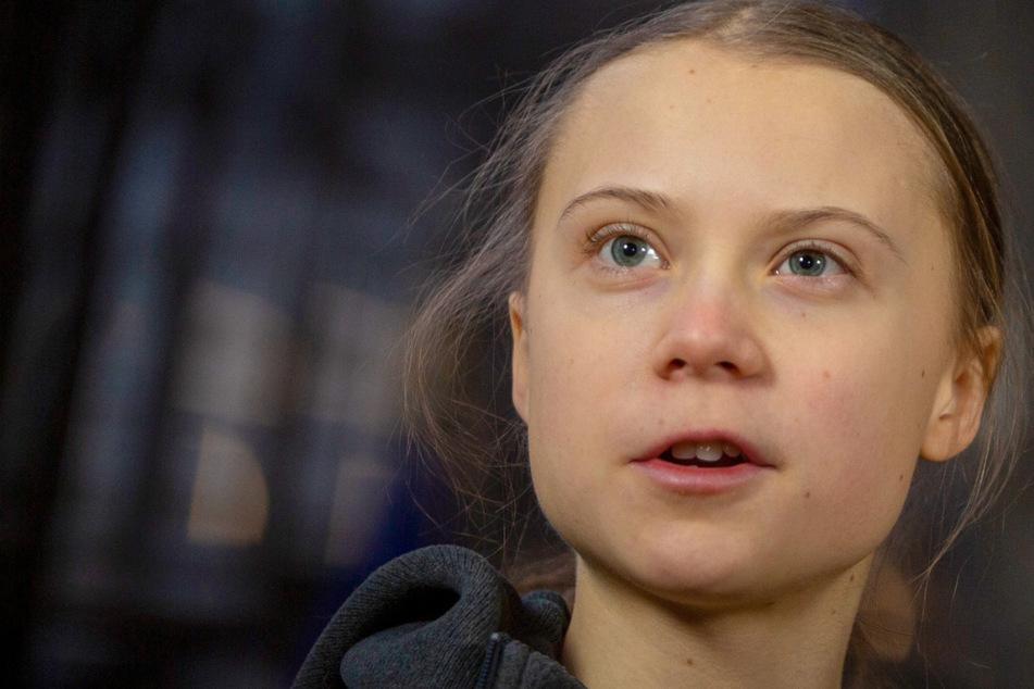 """Greta Thunberg mischt sich in US-Wahlkampf ein: """"Verdammt nochmal!"""""""