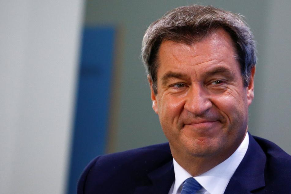 Diese Ziele haben für Markus Söder in der Corona-Krise oberste Priorität