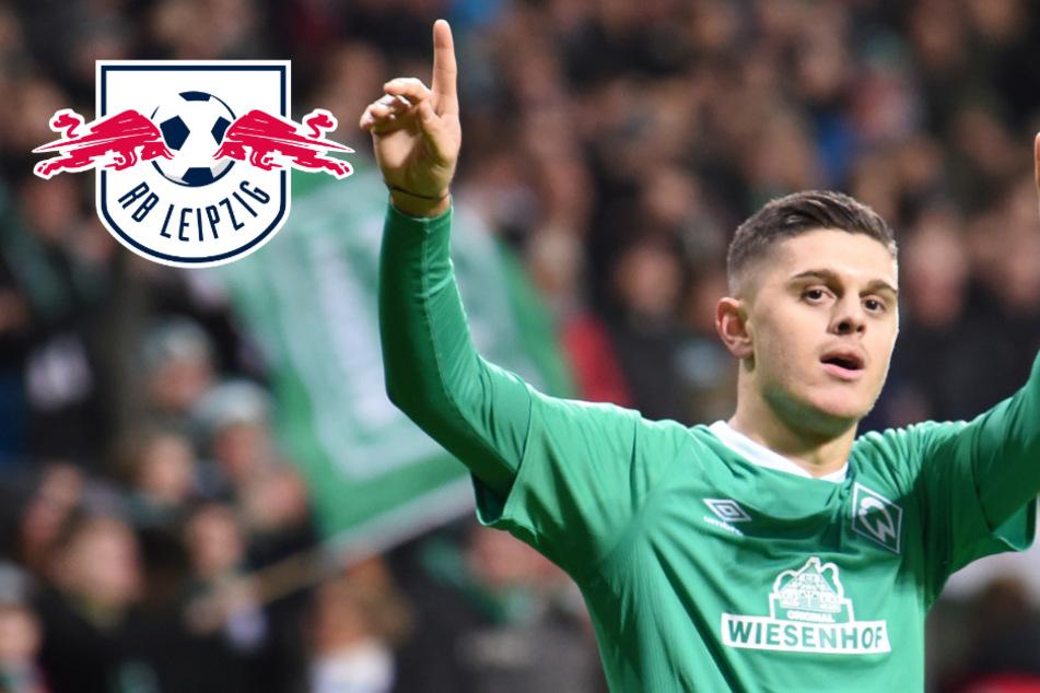 """""""RB Leipzig nicht raus"""": Wechselt Bremens Milot Rashica noch?"""
