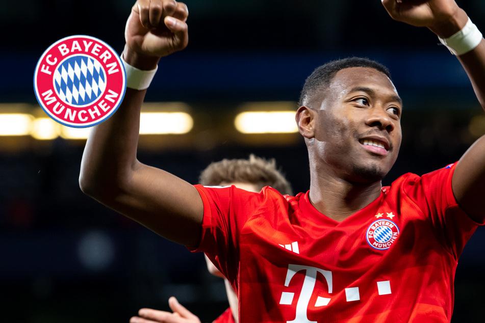 Bleibt Alaba beim FC Bayern? Hansi Flick sieht akuten Handlungsbedarf