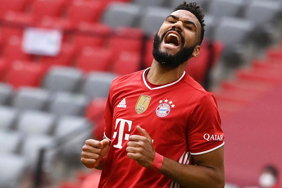 Eric Maxim Choupo-Moting brachte in Halbzeit eins mit seinem Treffer zum 1:0 den FC Bayern München gegen den 1. FC Köln auf die Siegerstraße.