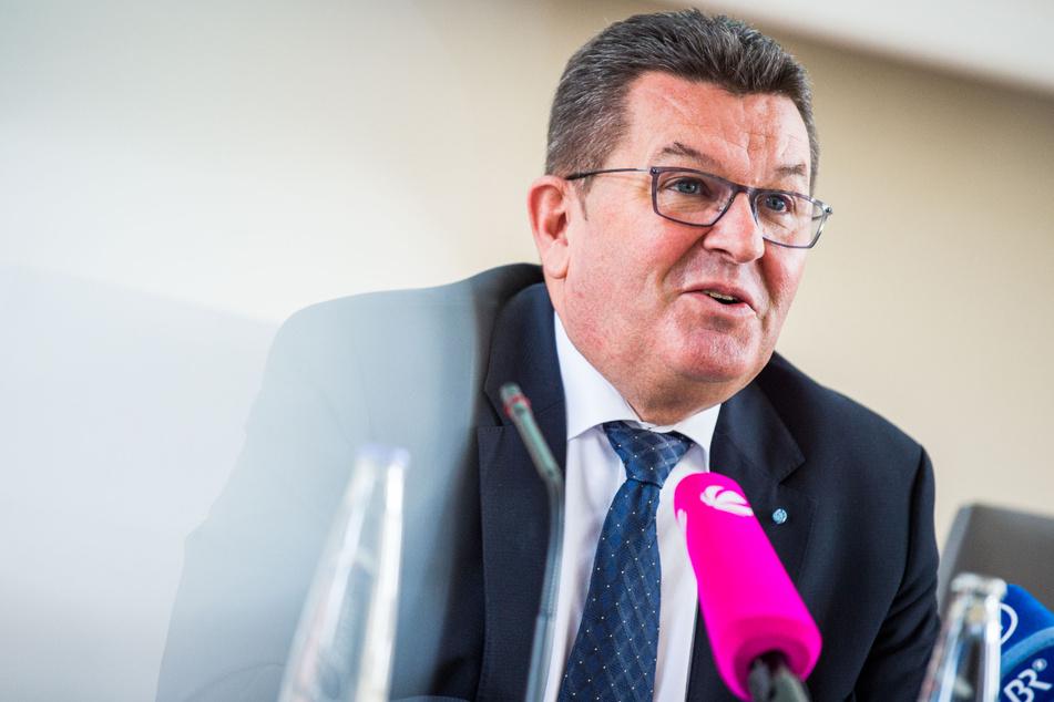 CSU-Mittelstandschef Franz Pschierer war unter Markus Söder Wirtschaftsminister.