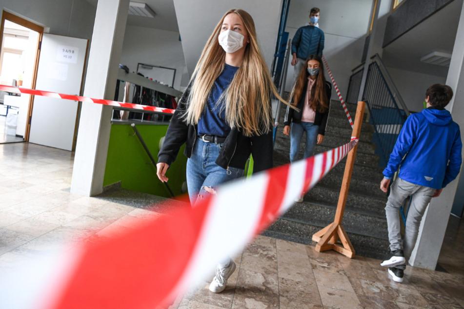 Wenn die Achtalschule (Foto) am Montag wieder öffnet, wird für die Schüler einiges anders.