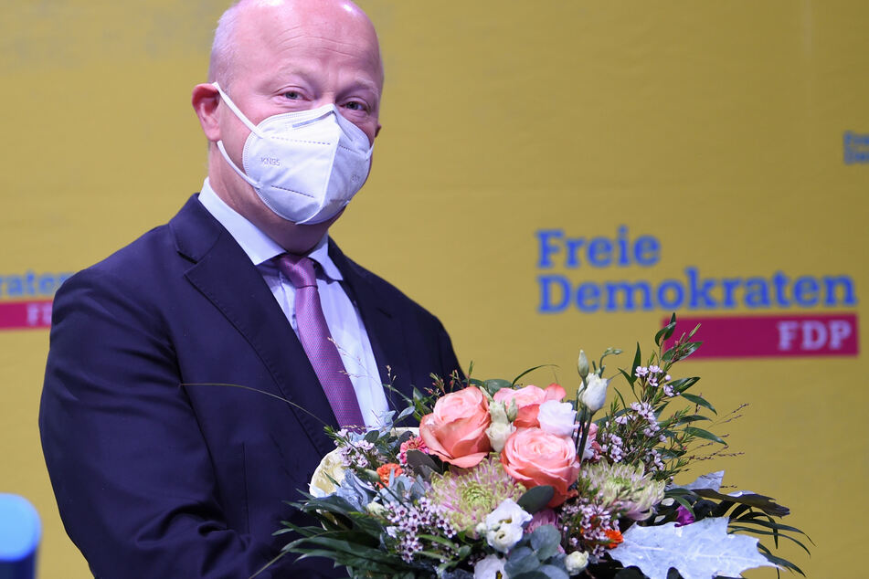 Michael Theurer, Landesvorsitzender der FDP in Baden-Württemberg.