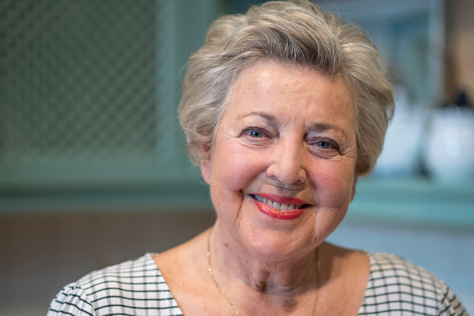 """Als """"Mutter Beimer"""" spielte Marie-Luise Marjan von 1985 bis 2020 in der Serie """"Lindenstraße"""" mit."""