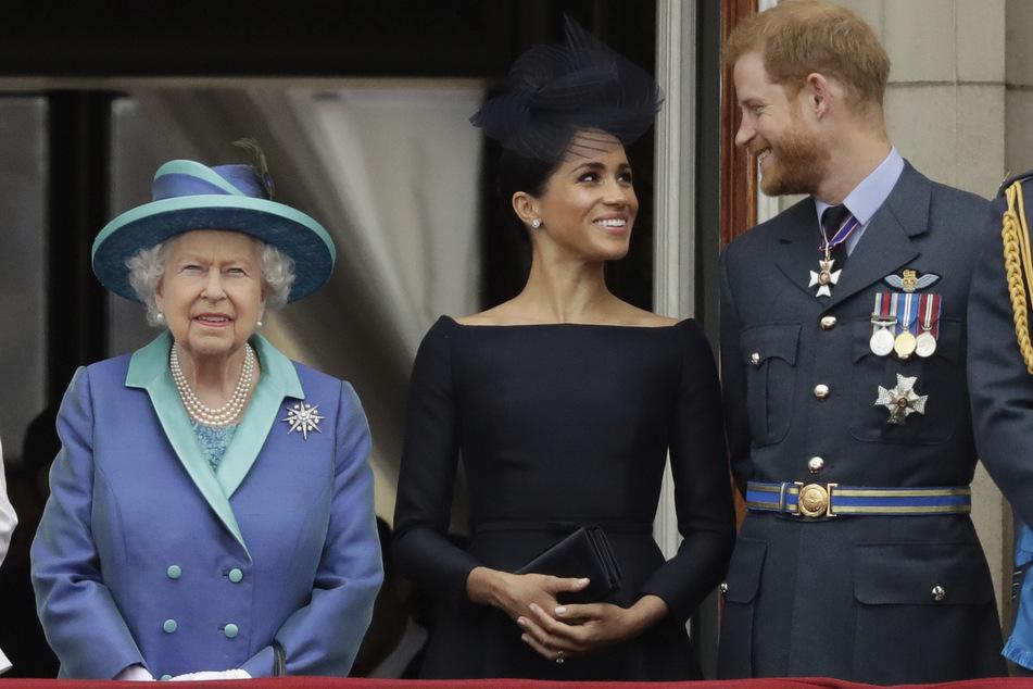 Interview von Prinz Harry und Meghan: Die Queen hat keine Lust drauf