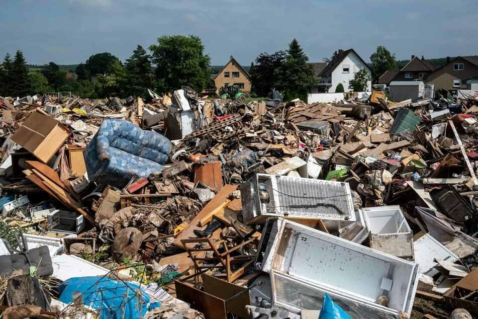 Viele Familien stehen nach dem Hochwasser-Desaster vor den Trümmern ihrer Existenz.