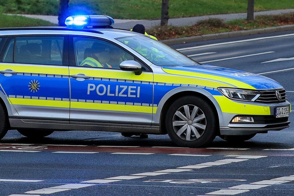 Dresden: Fremder Mann steht plötzlich in Wohnung von Dresdnerin: Dann eskaliert die Lage