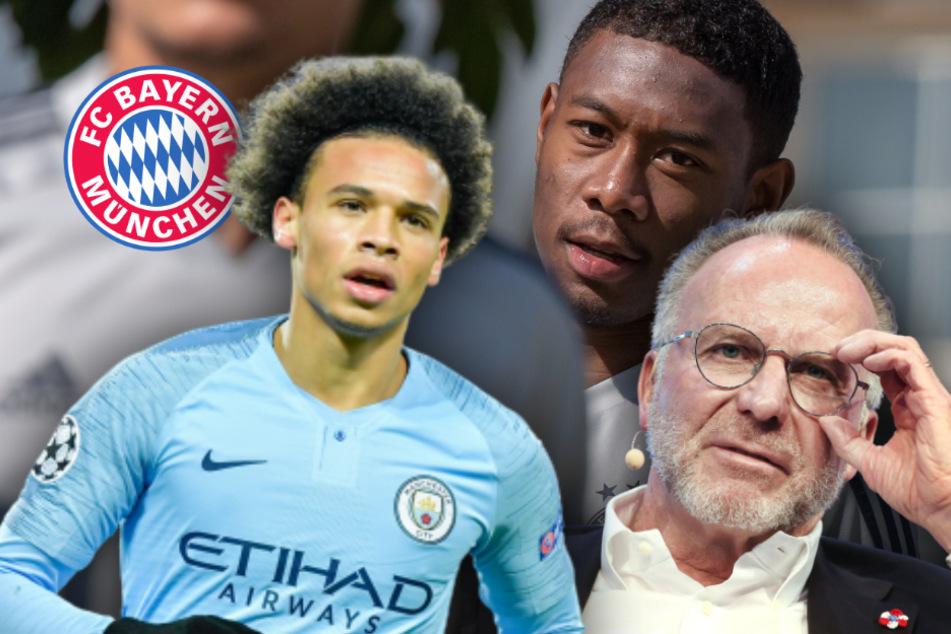 """""""Märchen"""" beim FC Bayern: Rummenigge zum Alaba-Sané-Gerücht"""