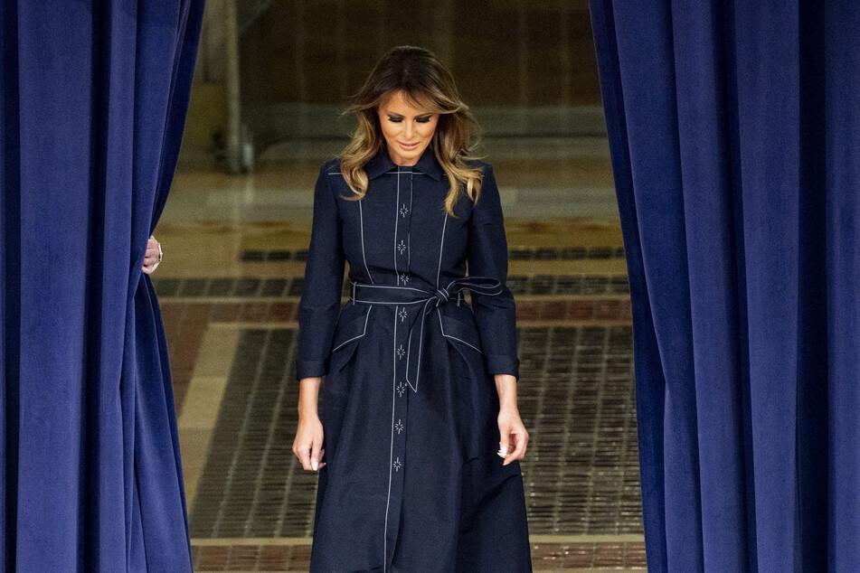 First Lady Melania Trump (49) fordert öffentlich den Rauswurf der stellvertretenden Nationalen Sicherheitsberaterin Mira Ricardel (59).(Archivbild)