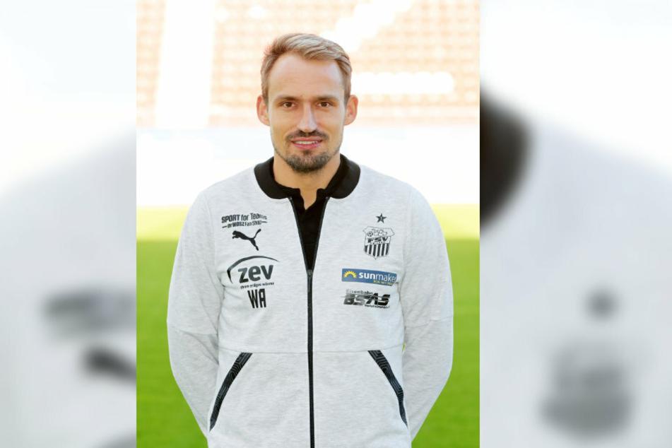Sportchef Toni Wachsmuth.