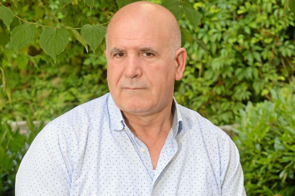 Younes Bahram (52) hat die Hilfsaktion angeschoben. Nicht seine erste...