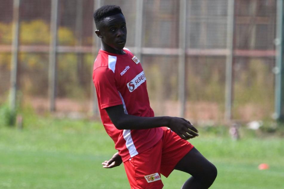 Malick Sanogo (16) hat mit dem Ex-Profi Boubacar Sanogo einen berühmten Vater.