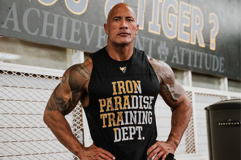 The Rock is a man of many talents.
