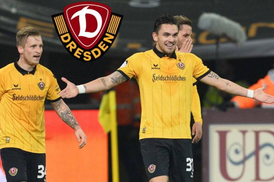 Heute startet Dynamo ins geplante Aufstiegsjahr