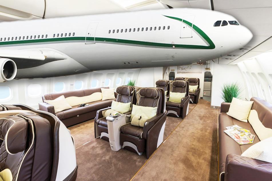 So schön kann Fliegen sein: Bei dieser Airline gibt's keine Economy Class