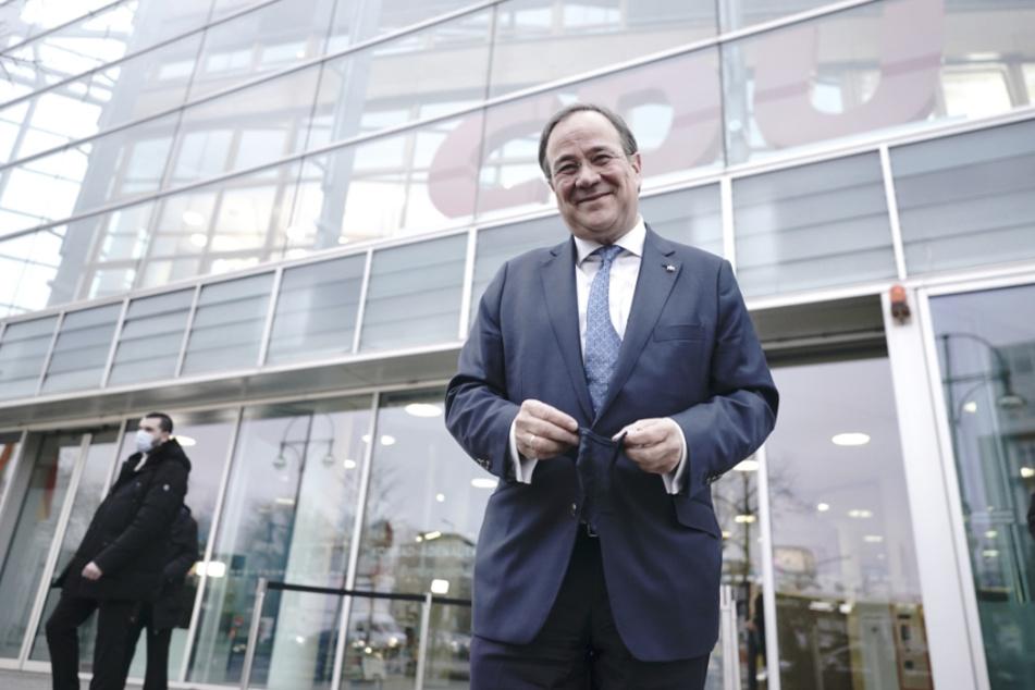 CDU nimmt die Landtagswahl ins Visier: Armin Laschet zu Gast