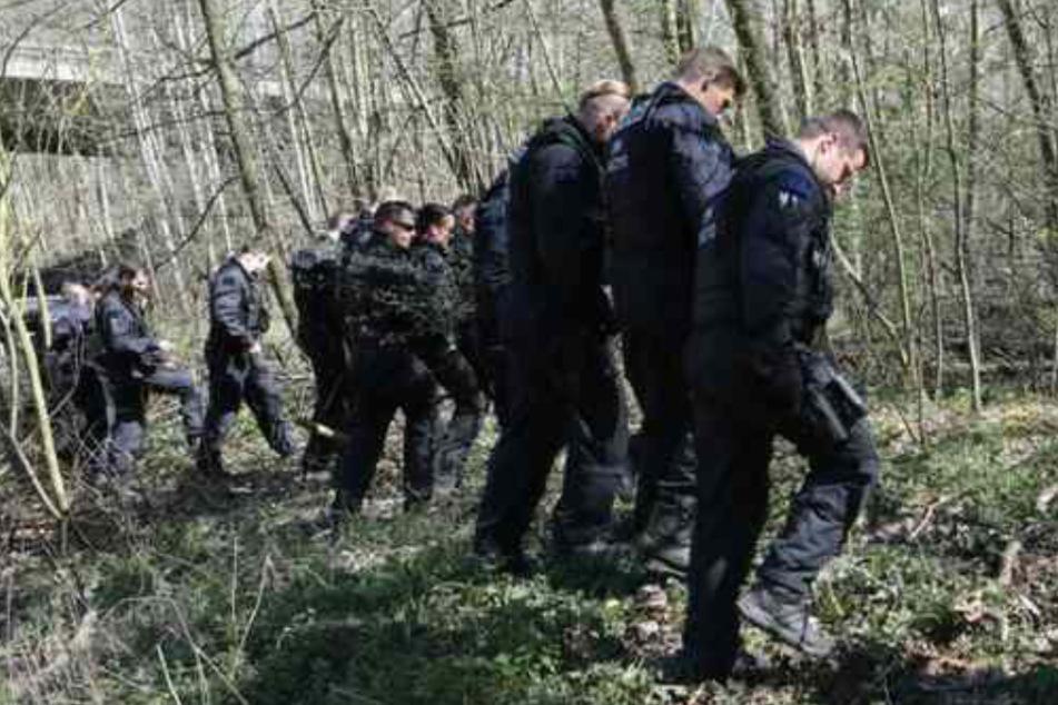 Sexueller Übergriff in Leipzig: Mann zerrt Passantin ins Gebüsch