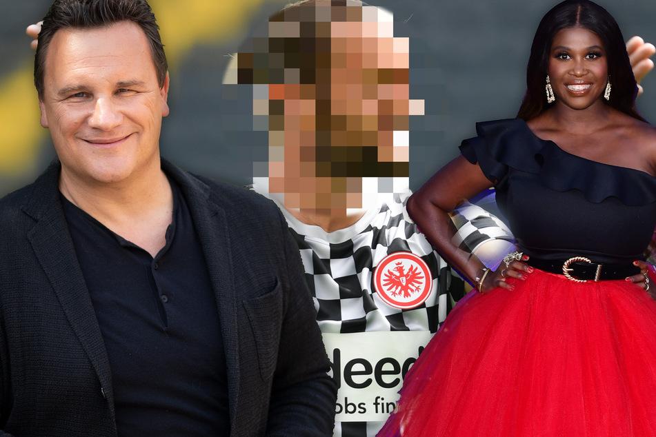 Eintracht-Legende macht sich im TV nackig, Guido Maria Kretschmer und Motsi Mabuse schauen zu